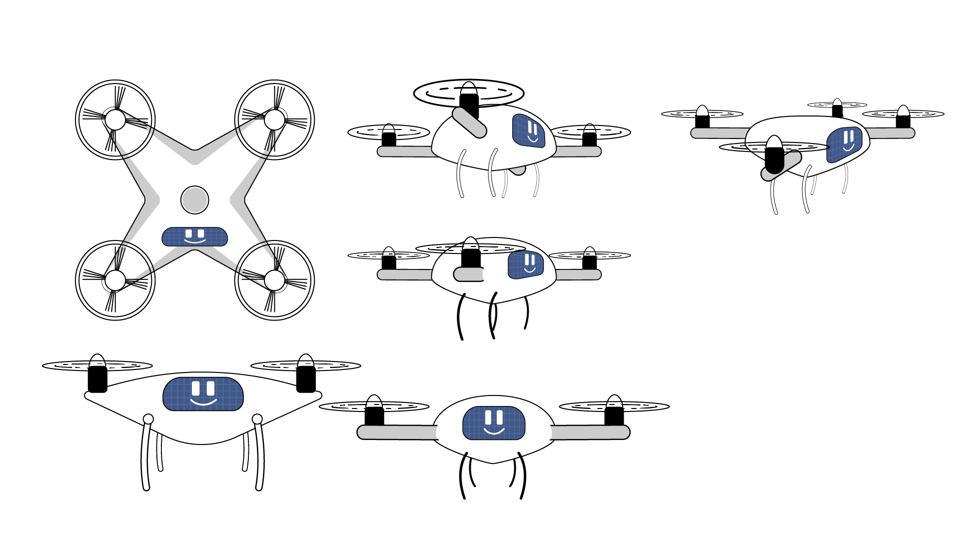 Drones Safety Cyprus Civil Aviation PIO one and a half animation _010
