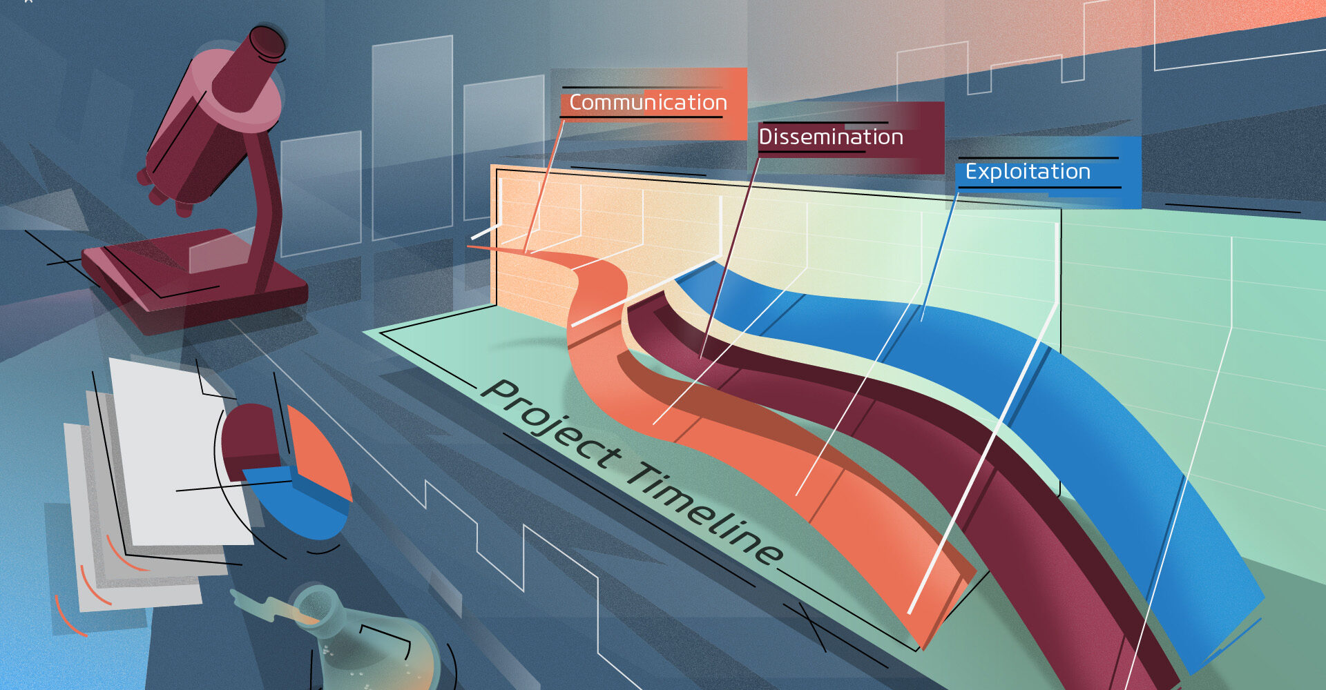 research propsal_dissemination_impact_science_plan_ilustration1